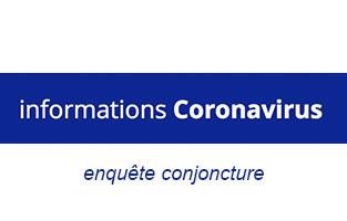 info coronavirus enquete